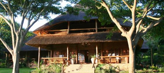 Main lodge at Kumbali Country Lodge