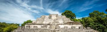 Explore incredible ruins in Belize