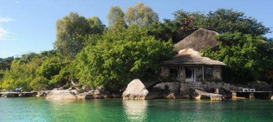 Experience the solitude of Kaya Mawa on Lake Malawi