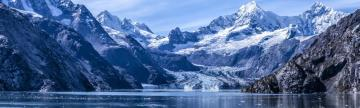 Beautiful Glacier Bay, Alaska