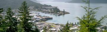 Visit the community of Wrangell, Alaska
