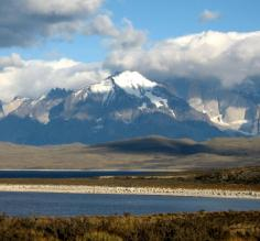 some scenery as we leave Torres del Paine behind