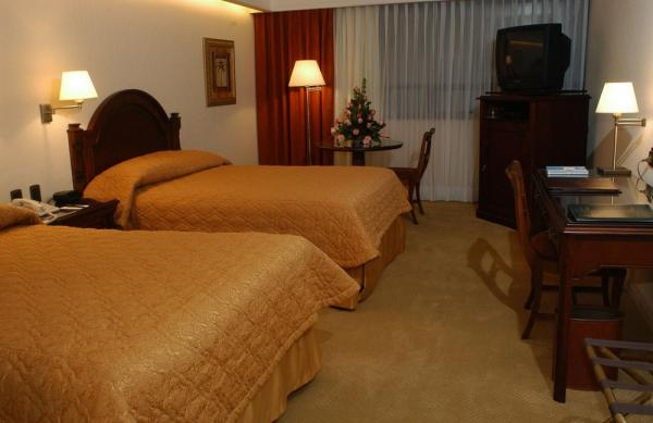 Double Accommodations at Hotel Oro Verde