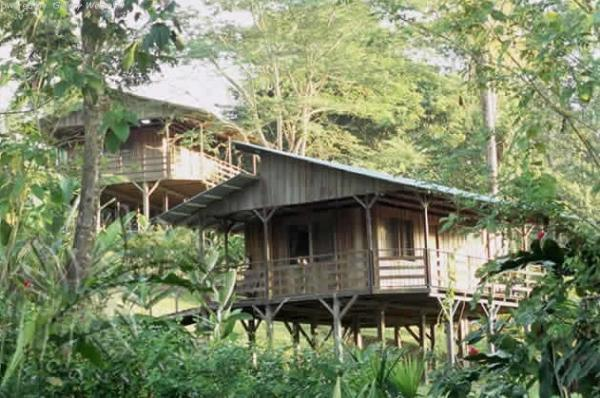 Lodge accommodations