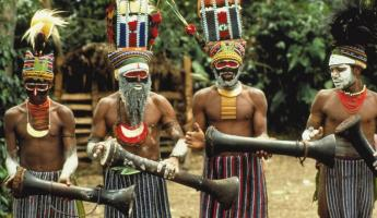 Experience the mystical South Pacific cultures