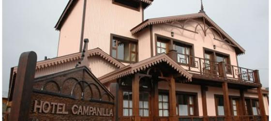 Welcome to Hotel Campanilla