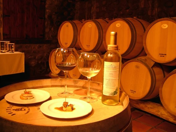 Enjoy a glass of Argentine wine
