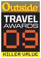 Outside Best Trip 2009, Killer Value Award