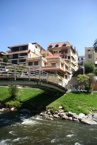 Enjoy Cuenca from Hotel Crespo