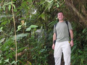 Hiking in the Bellavista Cloud Forest Reserve