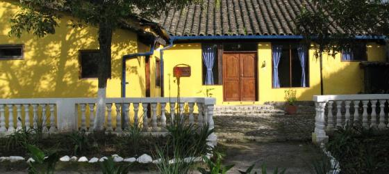 Casita at Hacienda Pinsaqui