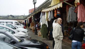 The market of Puerto Montt