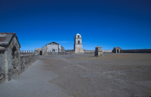 Jesuit Missions in Bolivia