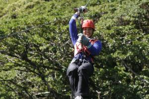 Experience the excitement of a zip line tour in Costa Rica!