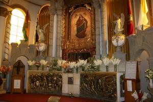 Virgin de Candelaria - the patron of Oruro miners