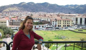Touring Cusco upon arrival