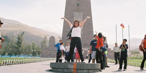 The Equator - Mitad del Mundo