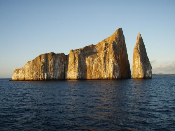 Exploring the Galapagos - Kicker Rock