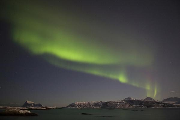 Enjoy northern lights on an Arctic cruise