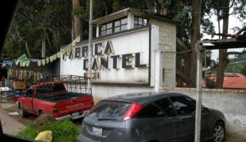 Cantel Clothes factory- a huge factory!!