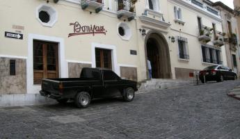Pension Bonifaz in Xela.