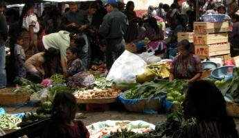 Vegetable vendors in SF