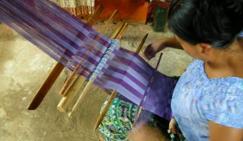 Another hand  loom