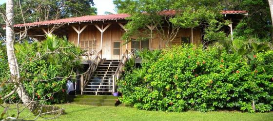 The Pacuare Lodge