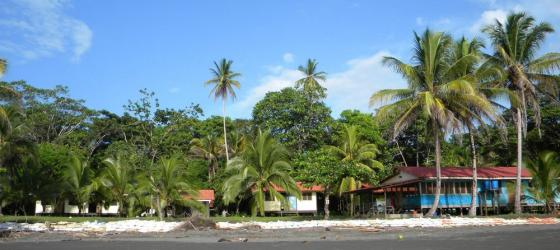 Other buildings at the Pacuare Reserve