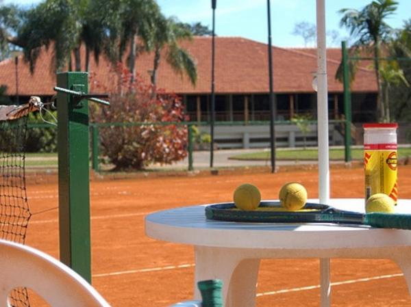 Take time out for tennis