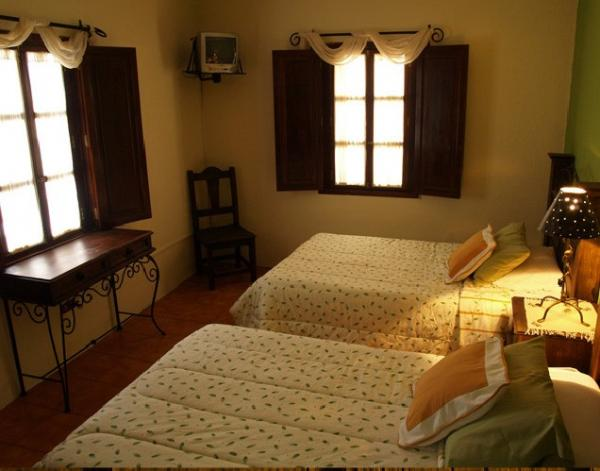 Double twin room - Hotel 1840