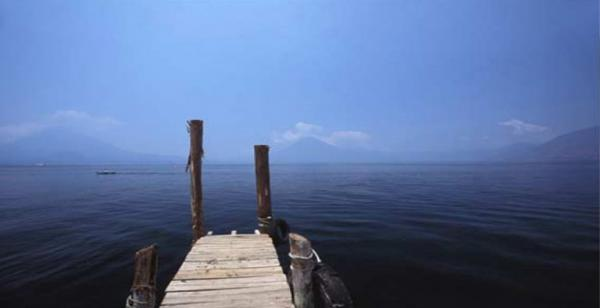 Endless beauty at Lake Atitlan