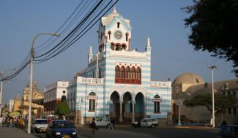 Pisco city hall