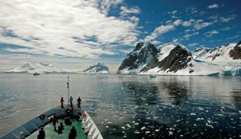Antarctic waters
