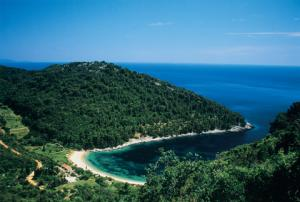 Beaches of the Croatian coast