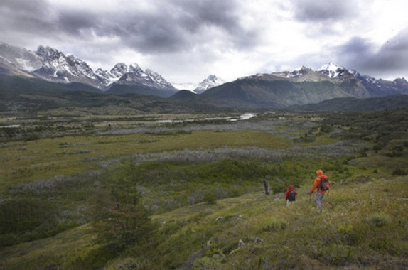 Located in the heart of Torres del Paine National Park