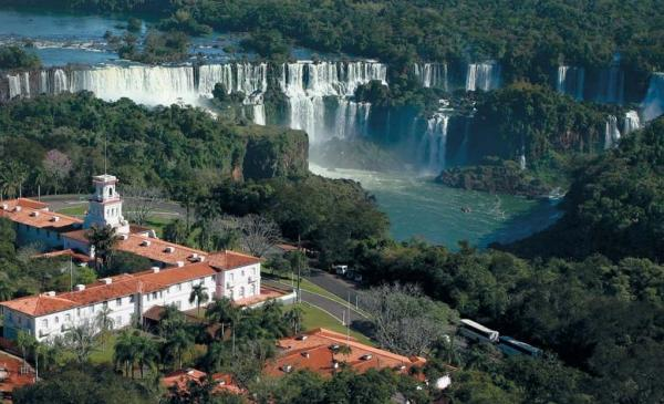 The Hotel Das Cataratas