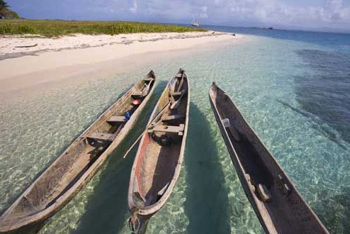 Explore the San Blas Islands