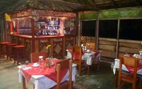 Dine San Blas style for all complimentary meals