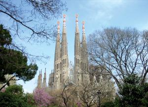 Sagrada Família: one of Barcelona's cathedrals