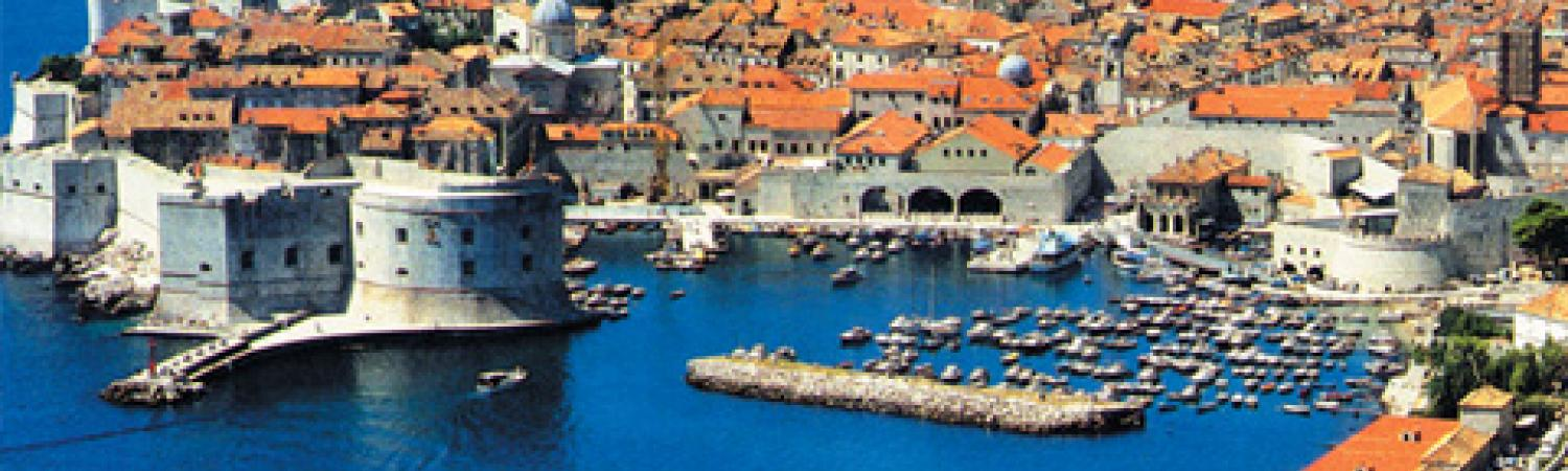 Mediterranean Cruise From Barcelona To Dubrovnik Small Ship Cruise - Small ship cruises for dalmatian coast