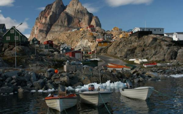 Explore remote fishing villages