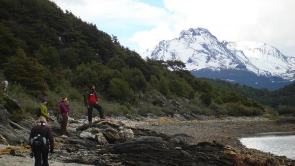 A beautiful day trip just outside of Ushuaia.