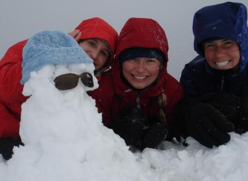 Antarctica reminds us just how fun snow can be!
