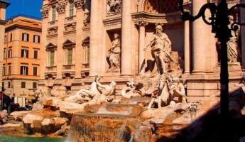 Historical Rome, Italy