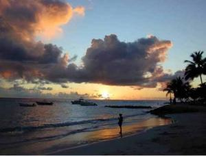 Stunning sunsets on your Caribbean cruise