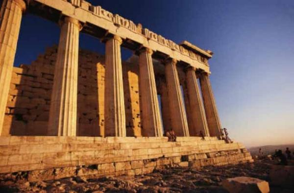 Historical sites in Athens