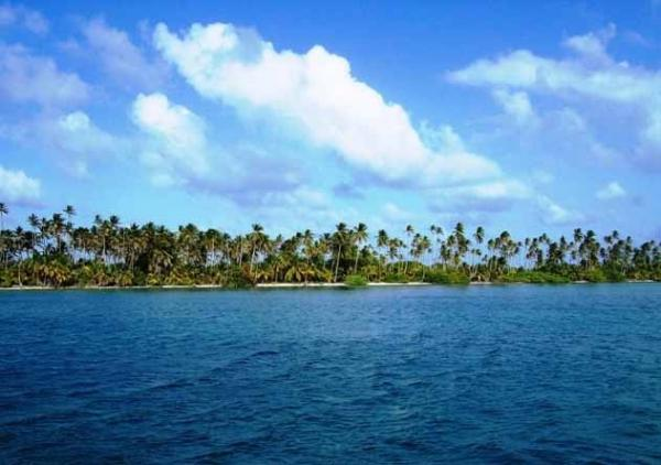 Remote San Blas Islands, Panama