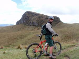 Rolling around Ecuador on a guided bike tour