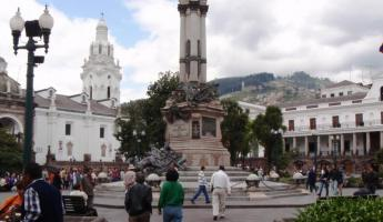 Quito Main Square